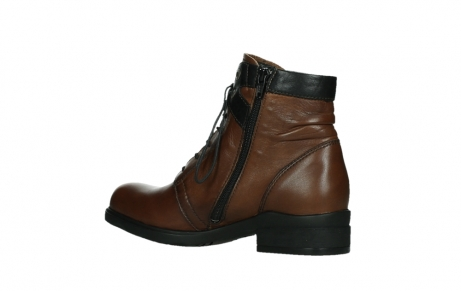 wolky ankle boots 02625 center 20430 cognac leather_15