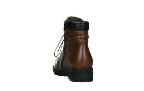 wolky ankle boots 02625 center 20430 cognac leather_18