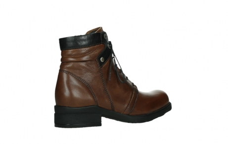 wolky ankle boots 02625 center 20430 cognac leather_23