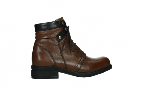 wolky ankle boots 02625 center 20430 cognac leather_24