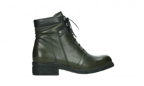 wolky lace up boots 02625 center 20730 forestgreen leather_24