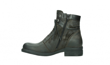 wolky ankle boots 02625 center 45305 dark brown suede_13