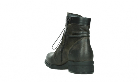 wolky ankle boots 02625 center 45305 dark brown suede_17