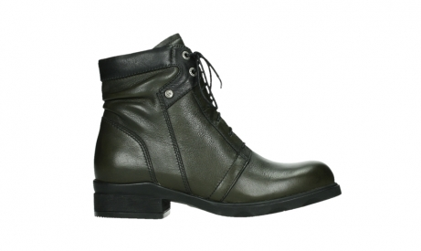 wolky lace up boots 02629 center xw 20730 forestgreen leather_1