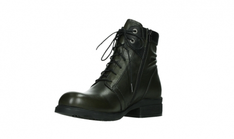 wolky lace up boots 02629 center xw 20730 forestgreen leather_10