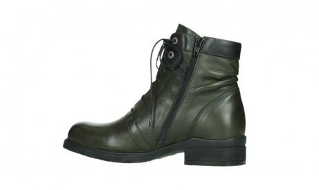 wolky lace up boots 02629 center xw 20730 forestgreen leather_14