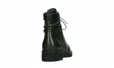 wolky lace up boots 02629 center xw 20730 forestgreen leather_20