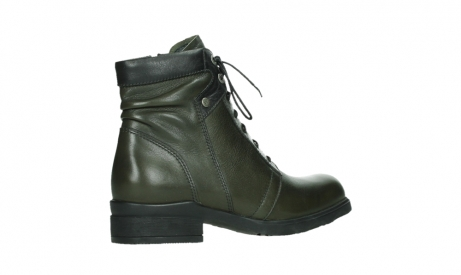 wolky lace up boots 02629 center xw 20730 forestgreen leather_23
