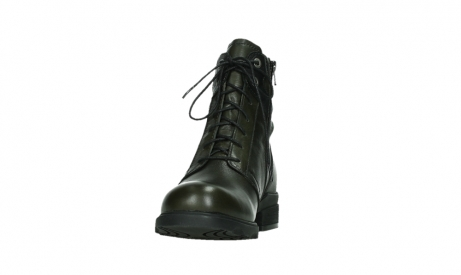 wolky lace up boots 02629 center xw 20730 forestgreen leather_8