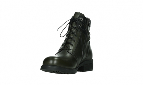 wolky lace up boots 02629 center xw 20730 forestgreen leather_9