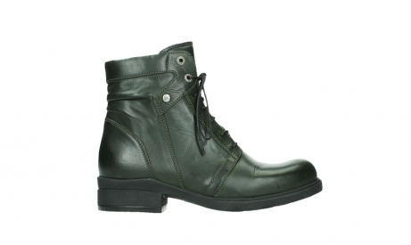 wolky ankle boots 02629 center xw 30730 forest leather_1