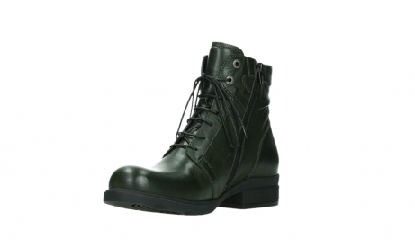 wolky ankle boots 02629 center xw 30730 forest leather_10
