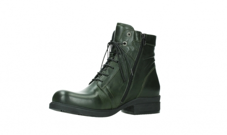 wolky ankle boots 02629 center xw 30730 forest leather_11