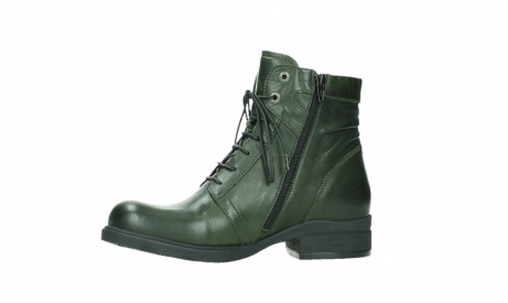 wolky ankle boots 02629 center xw 30730 forest leather_12