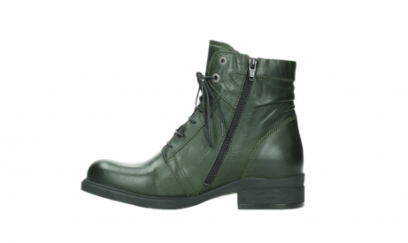 wolky ankle boots 02629 center xw 30730 forest leather_13