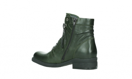 wolky ankle boots 02629 center xw 30730 forest leather_15