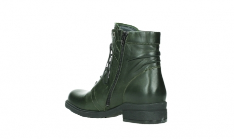 wolky ankle boots 02629 center xw 30730 forest leather_16