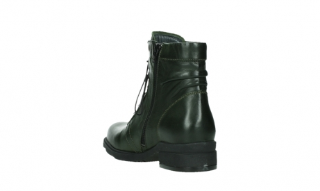 wolky ankle boots 02629 center xw 30730 forest leather_17