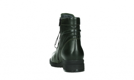 wolky ankle boots 02629 center xw 30730 forest leather_18