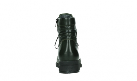 wolky ankle boots 02629 center xw 30730 forest leather_19