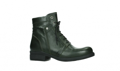wolky ankle boots 02629 center xw 30730 forest leather_2