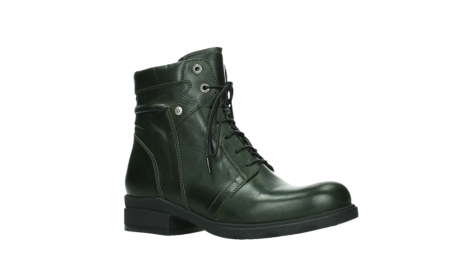 wolky ankle boots 02629 center xw 30730 forest leather_3