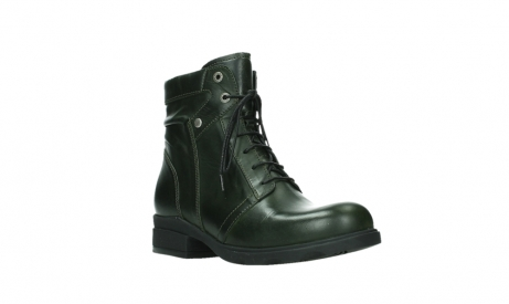 wolky ankle boots 02629 center xw 30730 forest leather_4