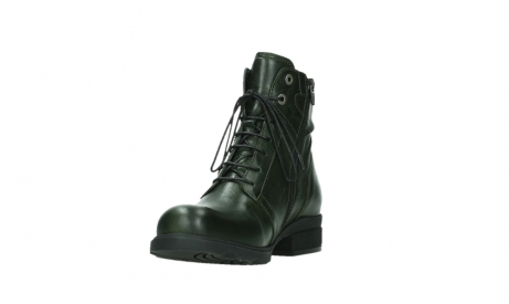 wolky ankle boots 02629 center xw 30730 forest leather_9