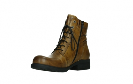 wolky lace up boots 02629 center xw 30925 dark ocher leather_10