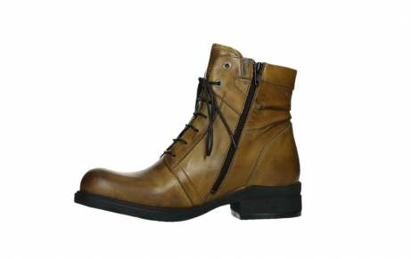 wolky lace up boots 02629 center xw 30925 dark ocher leather_12