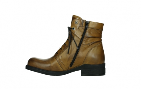 wolky lace up boots 02629 center xw 30925 dark ocher leather_13