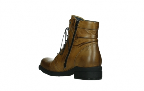 wolky lace up boots 02629 center xw 30925 dark ocher leather_16