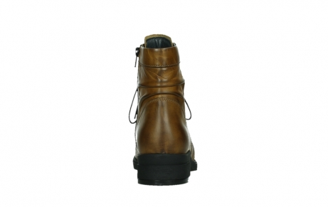 wolky lace up boots 02629 center xw 30925 dark ocher leather_19