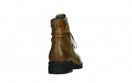 wolky lace up boots 02629 center xw 30925 dark ocher leather_20