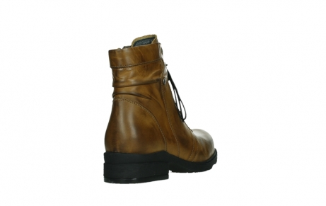 wolky lace up boots 02629 center xw 30925 dark ocher leather_21