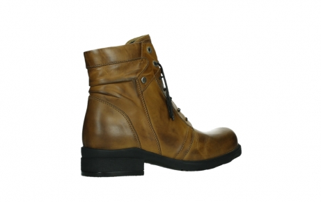 wolky lace up boots 02629 center xw 30925 dark ocher leather_23