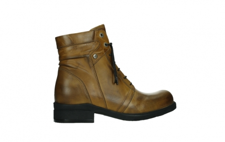 wolky lace up boots 02629 center xw 30925 dark ocher leather_24