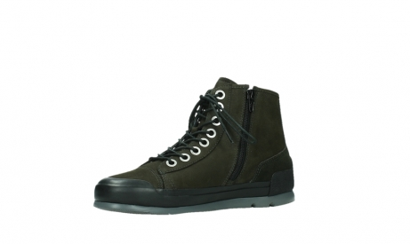 wolky lace up boots 02777 watson 13770 13770 gray brown nubuck_11