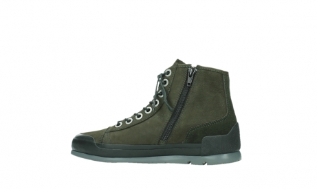 wolky lace up boots 02777 watson 13770 13770 gray brown nubuck_14