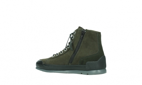 wolky lace up boots 02777 watson 13770 13770 gray brown nubuck_15