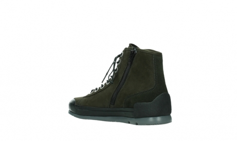 wolky lace up boots 02777 watson 13770 13770 gray brown nubuck_16