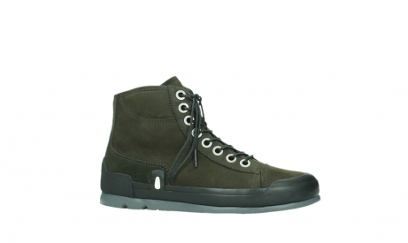 wolky lace up boots 02777 watson 13770 13770 gray brown nubuck_2