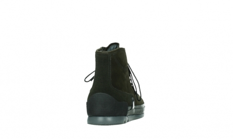 wolky lace up boots 02777 watson 13770 13770 gray brown nubuck_20