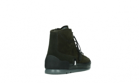 wolky lace up boots 02777 watson 13770 13770 gray brown nubuck_21