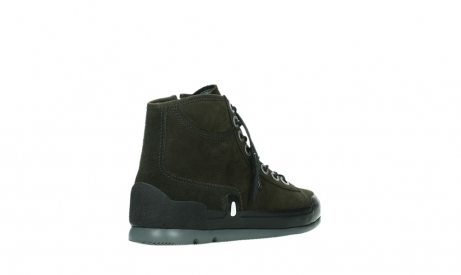 wolky lace up boots 02777 watson 13770 13770 gray brown nubuck_22