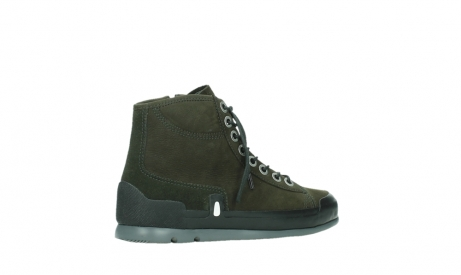 wolky lace up boots 02777 watson 13770 13770 gray brown nubuck_23