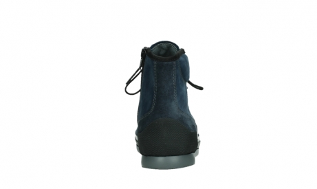 wolky lace up boots 02777 watson 13800 blue nubuckleather_19