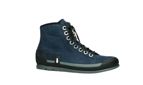 wolky lace up boots 02777 watson 13800 blue nubuckleather_2