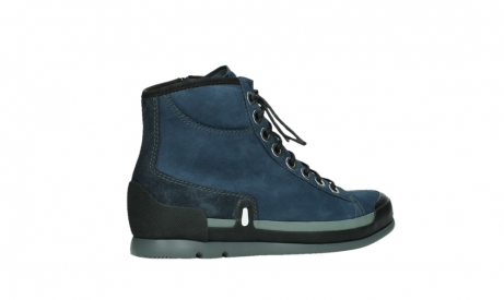 wolky lace up boots 02777 watson 13800 blue nubuckleather_23