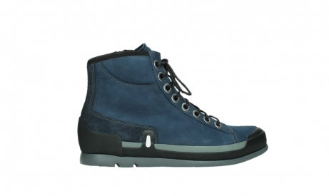 wolky lace up boots 02777 watson 13800 blue nubuckleather_24